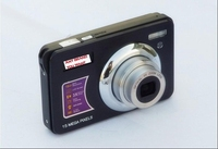 "Cheap Price Practical 15Mp 3X Optical Zoom Gift Digital Camera 2.7"" Screen Rechargeable Lithium Batteery"