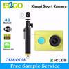 2015 best sport camera 16MP/F2.8/1080p 4k Xiaomi yi Action Camera