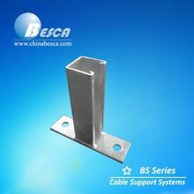 Galvanized Channel Brackets/Strut Steel Channel Strengthened (41x41, 41x21)