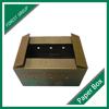 BULK CHEAP CORRUGATED PAPER WAX VEGETABLE PACKAGING BOX CUSTOM WHOLESALE