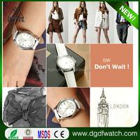 Top grade best sell cheap stainless steel metal watch ,geneva japan movt quartz watches ,man watch with six needles