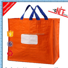 custom laminated polypropylene woven bags wholesale,recycled pp bags china