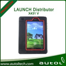 10% Discount for Super quality Launch x431 v scanner x431 launch v support wifi&Bluetooth