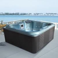 Luxury Air Jet Massage Outdoor Spa Hot Tub (HA-M3366)