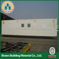 low cost and customized modular office house container