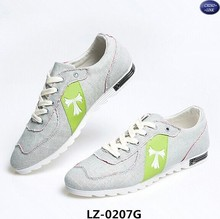 2015 New design linen fashion casual outdoor sport shoes for men