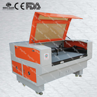 Co2 laser Etching Machine on Painted Metals