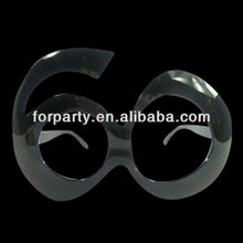 SGN-0694 Novelty number party glasses