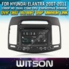 WITSON Special Car DVD Player GPS for HYUNDAI ELANTRA with USB port and iPod 1080P FRONT DVR WIFI 3G BACK VIEW TOUCH SCREEN