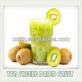 Utilisé pour la boisson et yogourt bébé gel alimentaire séchées kiwis poudre