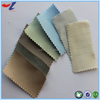Functional fireproof waterproof heavy cotton twill fabric for workwear