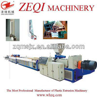 small plastic extrusion machine line, price of pvc window and door profile extrusion machine, plastic extrusion machine