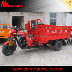 cargo tricycle motorcycle/trimoto de carga/china three wheel motorcycle for sale