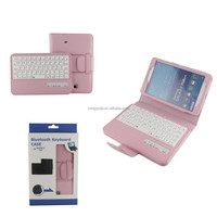 Automatic sleep function keyboard case for Samsung GALAXY Tab 4 7.0 T230 T231