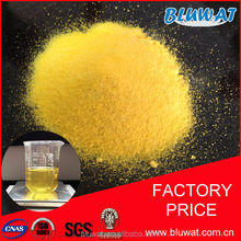 Light Yellow Powder PAC 02/Paint water treatment chemicals