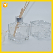Factory Direct Wholesale 115ml Empty New Arrival Scent Aroma Reed Fragrance Room Air Diffuser Glass Bottle