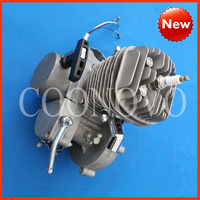 air-cooling, two strokes gasoline engine,48cc petrol bike engine kit