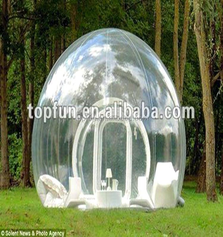 Das Aufblasbare Mobile Badezimmer Bubble Zeigt Die Zukünftigen, Möbel