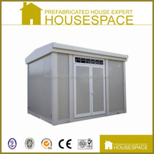 Energy Effective Low-cost Flat-pack toilet container from China