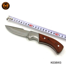 420# stainless steel knife fixed blade hunting knife blade blanks