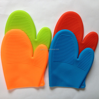 Hot sale non slip One finger anti-water car cleaning silicone mitt