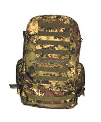 Italian camouflage backpack,military digital camouflage backpack,military backpack,KST-B791