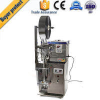Big Output pillow tea/coffee/filter bag/sachet filling packing machine of automatic In Hot Sale