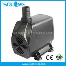 China supply 4000 L/H 1000 W pump garden waterfall park