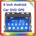 9 polegadas android carputer/reprodutordvdpara carro/estéreo do carro com gps para honda crosstour