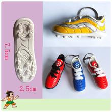 converse mini tennis shoe keychain