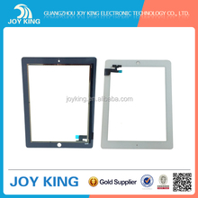 oem original touch screen digitizer assembly for ipad 2 screen display, for ipad 2 front glass assembly