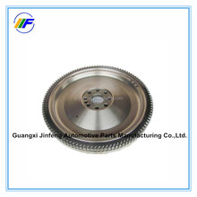 A3206-1005360A automotive parts large flywheel and gear ring component