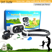 2015 New Pet Training Product Wireless Electric Dog Fence KD-661