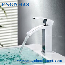 Contemporary Style brass basin faucet Bathroom Accessories Type