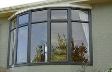 Fashion design aluminum Fixed window