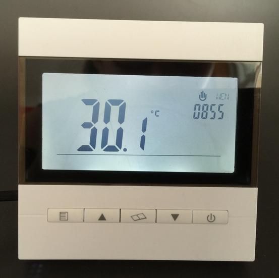 Электрический кабель цифровой termostat, комната termostat, теплые полы termostat
