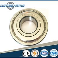 All brand deep groove ball bearings 626-2Z 626-Z size 6*19*6mm