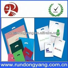 high quality Plastic Vest Carrier,PE Handle Bag,PE Shopping Bag