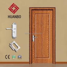 New design Zhejiang panel wooden door mdf doors for hotel