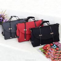 Fashion Womens Briefcase Tote Handbag