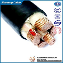 Class 5 Stranded copper conductor copper braided Power Cable