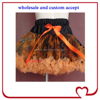 Halloween performance wear Spider net tutu skirt wholesale discount tutus