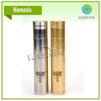 2013 mechanical nemesis mod vaporizer smoking pen nemesis mod