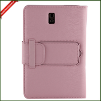 Wholesale no MOQ PU leather for Samsung T700 case with wirless bluetooth keyboard Cover