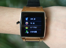 2015 Factory Price Wholesale Cheap Bluetooth GPS Android Smart Watch Phone