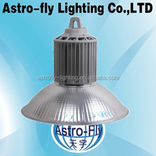 astro-fly 80W D182mm radiator led high bay light meanwell driver sun bay canopy high bay led light