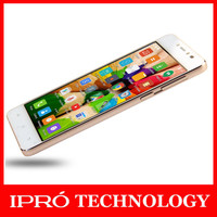 IPRO New Products 3G Cell Phones MTK 6582V/W Quad Core Android 5.0 Wholesale Mobile Phone Super Slim Android Phone ACRO A58