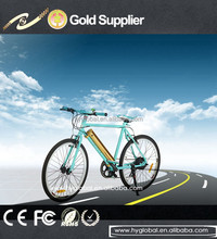 Hot sale of outside looking like fixed gear bike electric bike motor looking like fixed gear