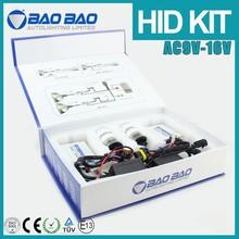 HID Xenon Kit H4 Lo DC with Slim Ballast