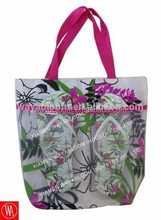 2016 fashion brand promotional tote beach bags